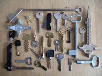 atypické klíče, výroba klíčů, zámečnictví, zámečníci, keynonstop