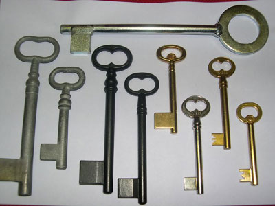 dozické klíče, výroba klíčů, zámečníci, zámečnictví, keynonstop