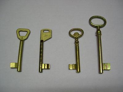 Výroba klíčů ceník